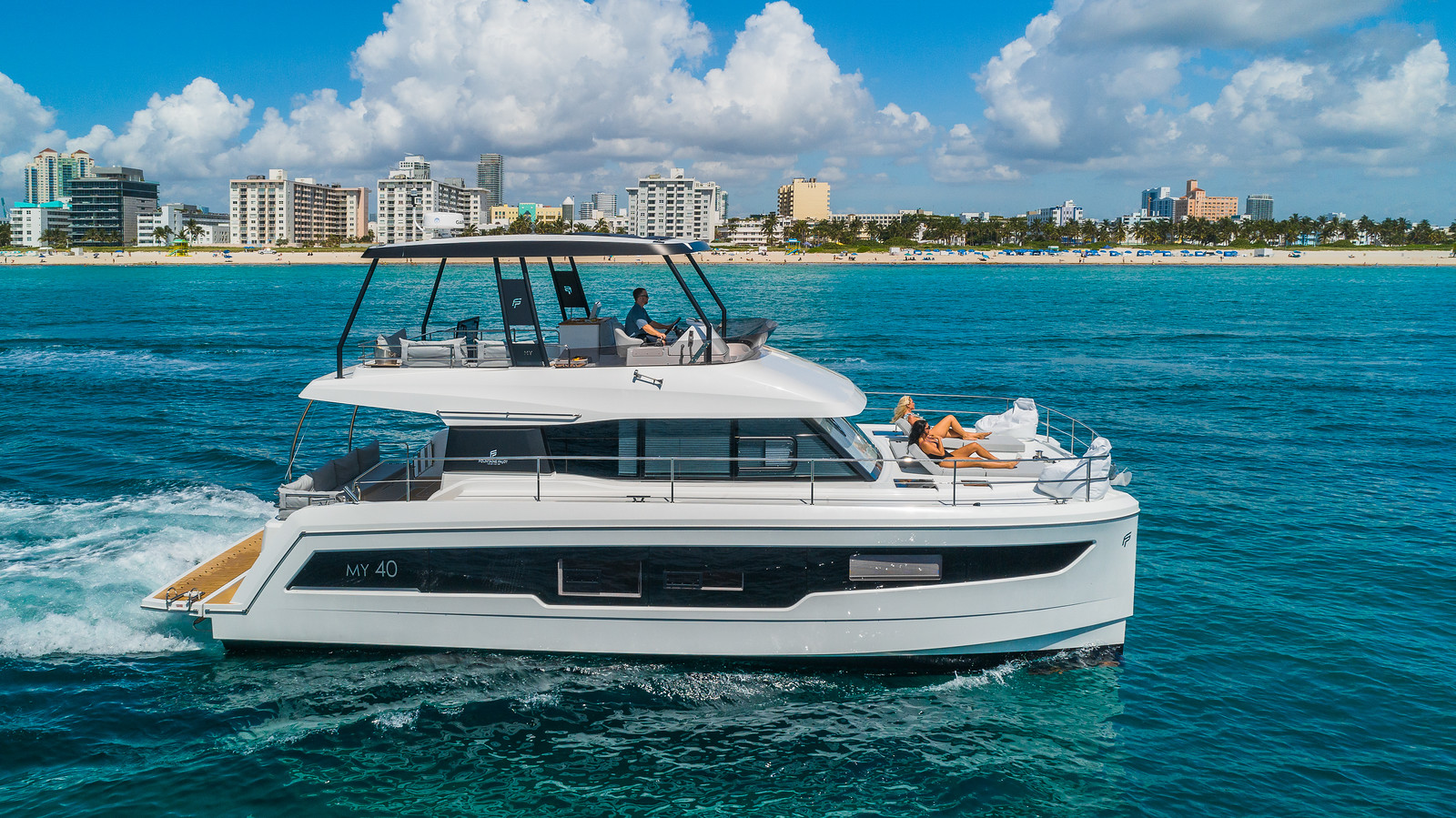 50 fountaine private yachts florida